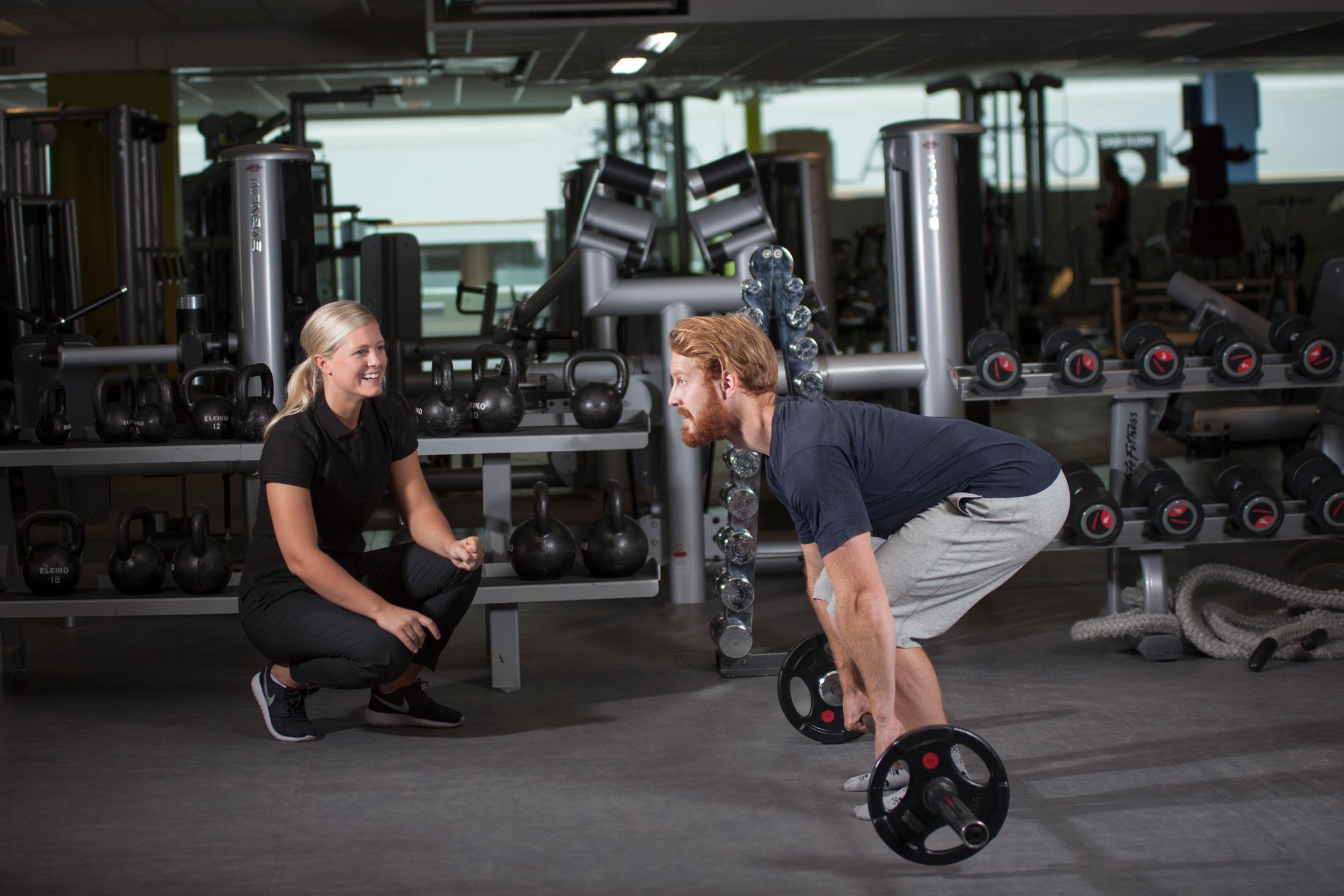 Personlig treningsveiledning